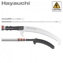 Silky HAYAUCHI 390 4 EXT.