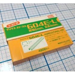 Grapa cinta Max 604 E-L (4800 u.)