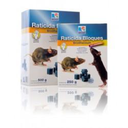 Raticida Bloques Brodifacoum